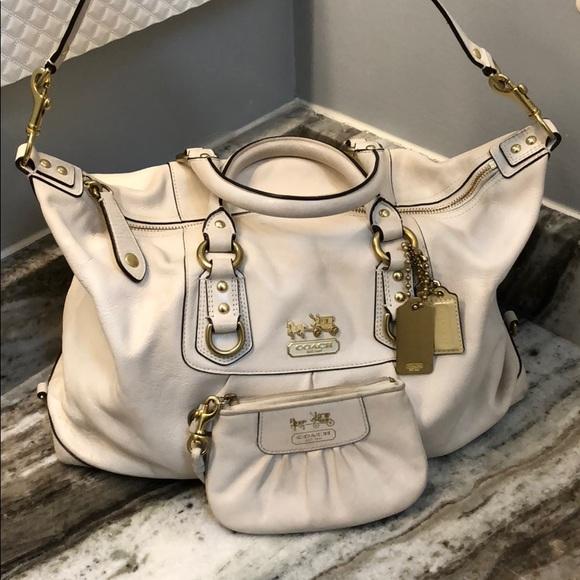 Coach Handbags - Coach purse and wristlet bundle deal 7d3acc955aca1